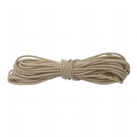 1.50mm Hemp Cord 21ft (6.40mtrs) long in a natural colour